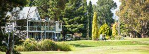 Goulburn Golf Club Club House